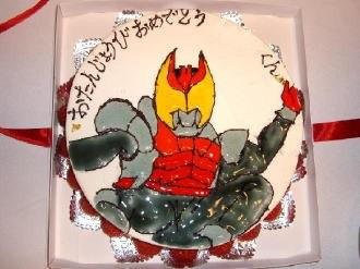 フェリシアのオリジナルケーキ