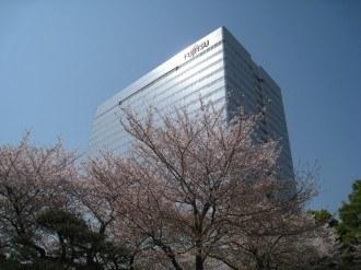 富士通川崎工場本館