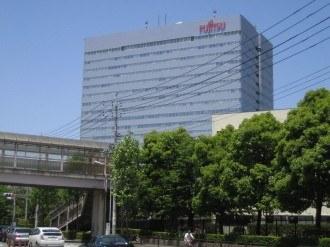 富士通川崎工場 本館ビル