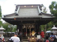 今井神社奉納