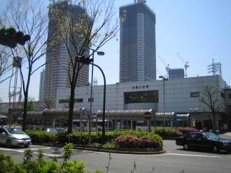 武蔵小杉駅北口