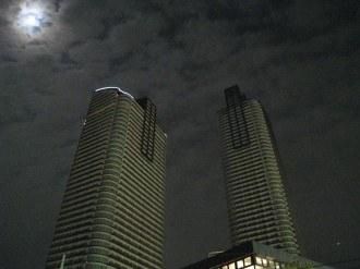 パークシティ武蔵小杉 ライトアップ