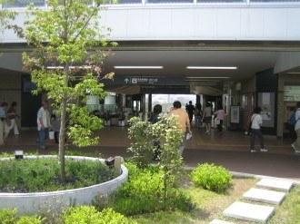 東急東横線 元住吉駅