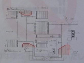 エレベーター設置工事の図面