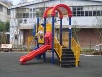 中丸子地区公園 遊具