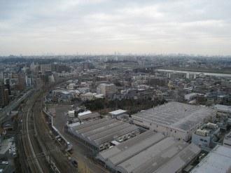 小杉駅東部地区B地区(北部)