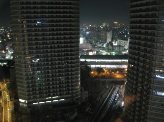 リッチモンドホテルプレミア武蔵小杉からの眺望