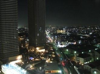 リッチモンドホテルプレミア武蔵小杉からの眺望2