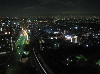 リッチモンドホテルプレミア武蔵小杉からの眺望3