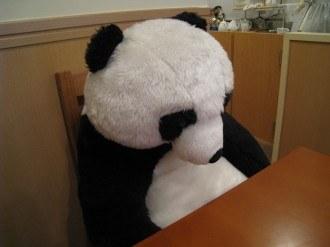 ローズマリーのパンダちゃん