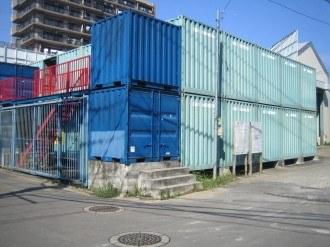 新丸子東3丁目地区C地区 取り壊し前