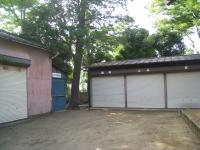 町内会の倉庫